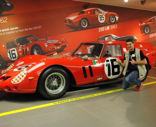 Ferrari 2819GT Breadvan