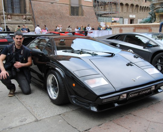 Lamborghini Countach Turbo